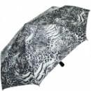 Зонт складной Doppler Tiger 746165SA-2 полный автомат Серый