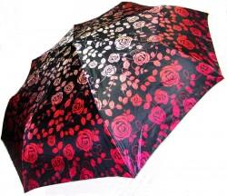 Зонт складной Doppler 74665GFGF18-2 полный автомат Красный (роза)