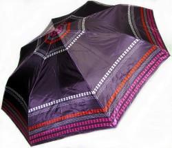 Зонт складной Doppler Сarbon 74665GFGG18-6 полный автомат Фиолетовый с кантом