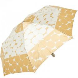 Зонт складной Doppler 74665GFGGZ-3 полный автомат Бежевый с шарами