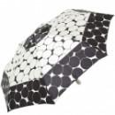 Зонт складной Doppler 74665GFGGZ-5 полный автомат Черный с шарами