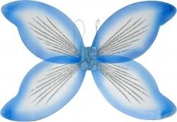 Крылья Феи голубые