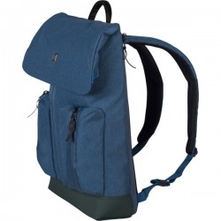 "Рюкзак Flapover Laptop с отдел. д/ноутбука 15"" Blue"