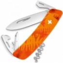 Швейцарский нож Swiza C03 Filix Оранжевый