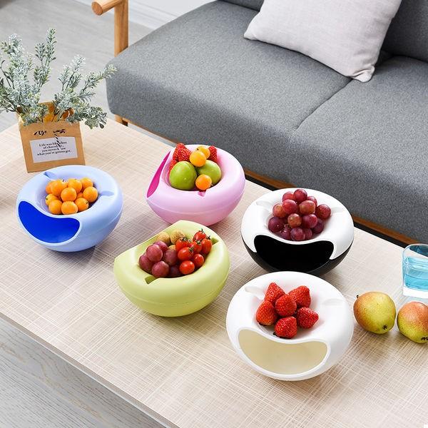 Миска для семечек, фруктов с подставкой Салатовая