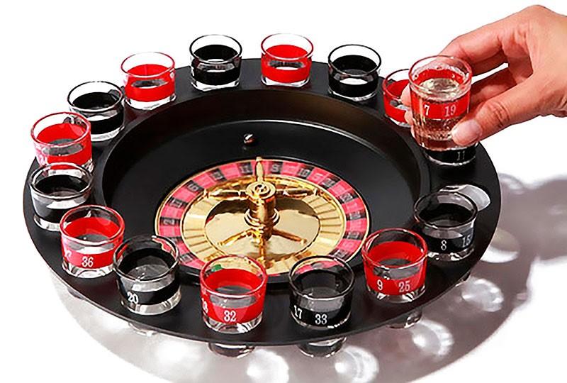 Набор Пьяная рулетка