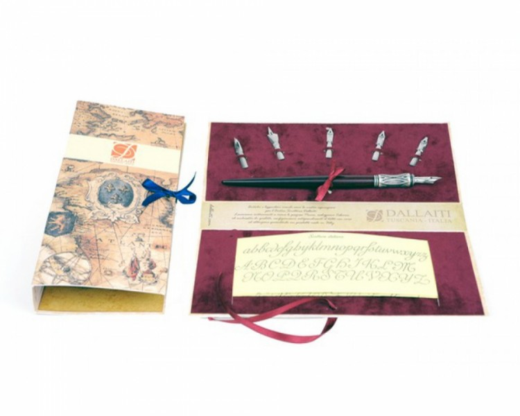 Письменный набор Bx71, бордо