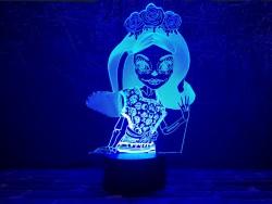 3D светильник Монстер Хай 2