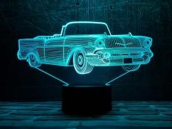 3D-светильник Автомобиль 20