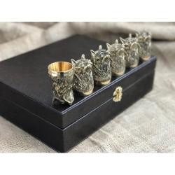 Набор бронзовых чарок Хитрость