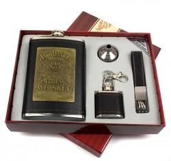 Подарочный набор фляги Jack Daniels