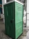 Туалетная кабина Toypek зеленая