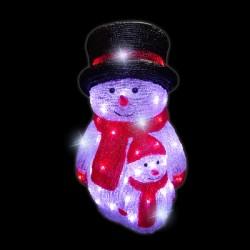 Декоративная фигурка Снеговик, Luca Lighting