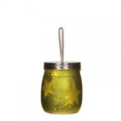 Декоративный светильник House of Seasons, цвет зеленый