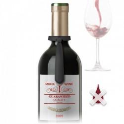 Кольцо антикапля для винной бутылки Tie-ny Rocket Design