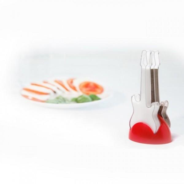 Набор шейкеров для соли и перца Salt Rocks Rocket Design