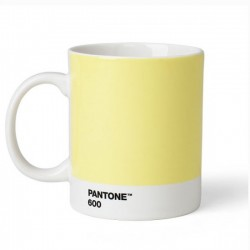 Кружка PANTONE Living Light Yellow 600