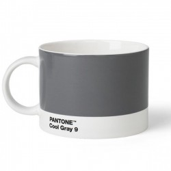 Чашка для чая PANTONE Living Cool Gray 9
