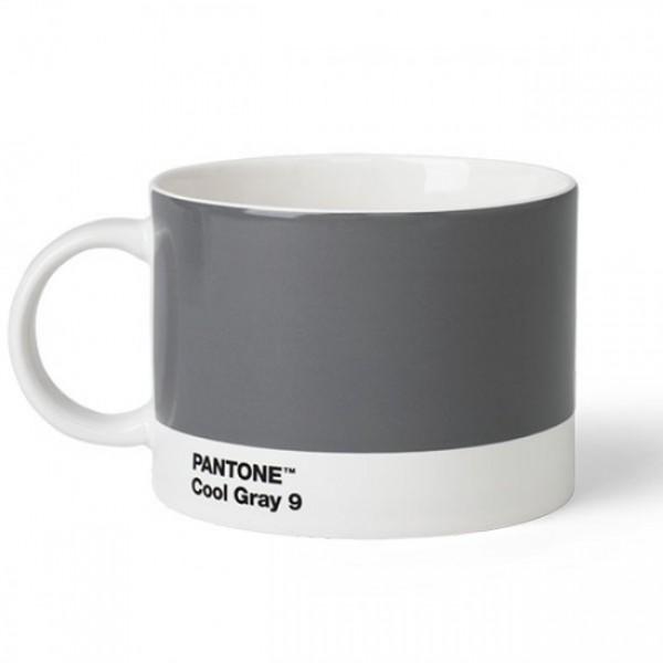 Чашка для чая PANTONE Living Cool Gray 9