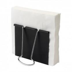 Подставка для салфеток Binder Clip PO Selected