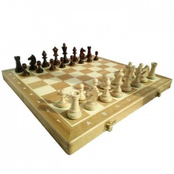 Шахматы Турнирные №3 дуб Madon с-93d