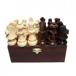 Шахматные фигуры Стаунтон Staunton №6 в коробке Madon