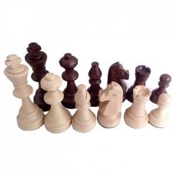 Шахматные фигуры Стаунтон Staunton №6 в пакете Madon