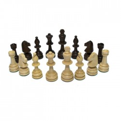 Шахматные фигуры Стаунтон Staunton №4 в пакете Madon