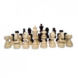 Шахматные фигуры Стаунтон Staunton №7 в пакете Madon