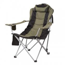 Кресло Директор - зеленый Time Eco