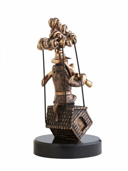 Скульптура Вперед к мечте!