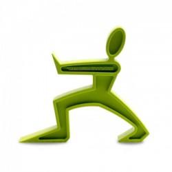 Стоппер для двери James The Doorman Black+Blum Зеленый