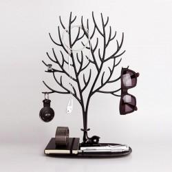 Органайзер для украшений и аксессуаров My Deer Tray Qualy Черный