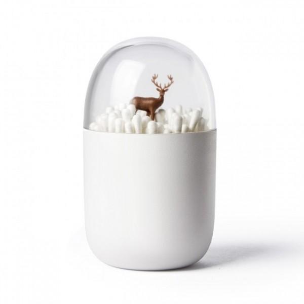 Подставка для ватных палочек Deeryard Qualy