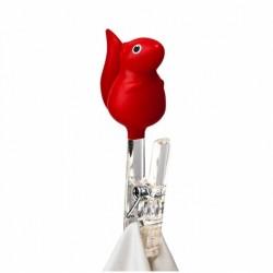 Набор прищепок Peg Squirrel Qualy Красный