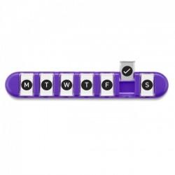 Ежедневный напоминатель Membo Dreamfarm Фиолетовый