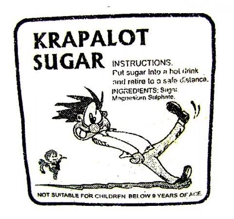 Сахар слабительный