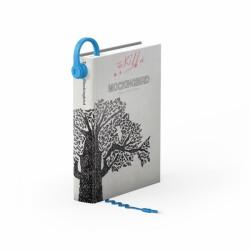 Закладка для книги Beatmark Rocket Designn Синяя