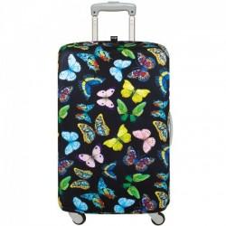 Чехол для чемодана WILD Butterflies Medium LOQI