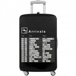 Чехол для чемодана AIRPORT Arrivals Medium LOQI