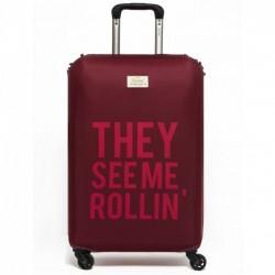 Чехол для чемодана They See Me Rollin' Rocket Design