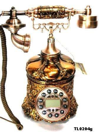 Ретро-телефон Башня
