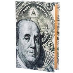 Книга сейф Бенджамин Франклин