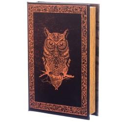 Книга сейф Сова