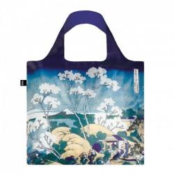 Сумка для покупок складная HOKUSAI Fuji from Gotenyama LOQI