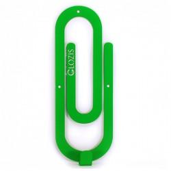 Вешалка настенная Glozis Clip Green