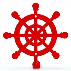 Вешалка настенная Glozis Wheel