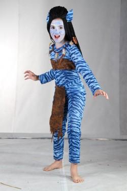 Карнавальный костюм Аватар девочка
