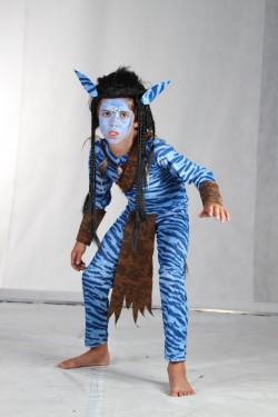 Карнавальный костюм Аватар мальчик