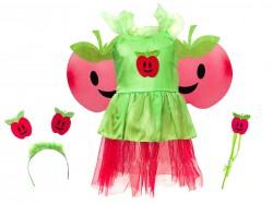 Детский карнавальный костюм Яблочко